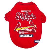St. Louis Cardinals Pet Tee