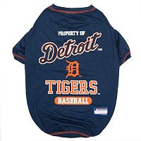 Detroit Tigers Pet Tee