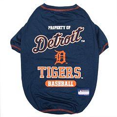 Detroit Tigers Pet Tee