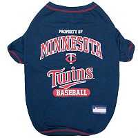 Minnesota Twins Pet Tee