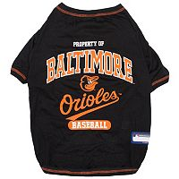Baltimore Orioles Pet Tee
