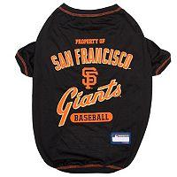 San Francisco Giants Pet Tee