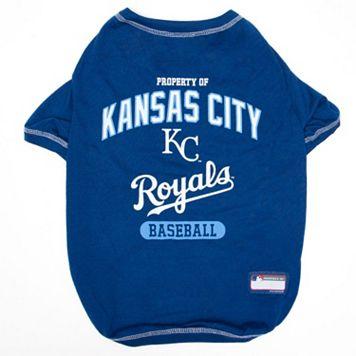 Kansas City Royals Pet Tee