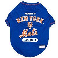 New York Mets Pet Tee