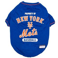 New York Mets Pet Tee
