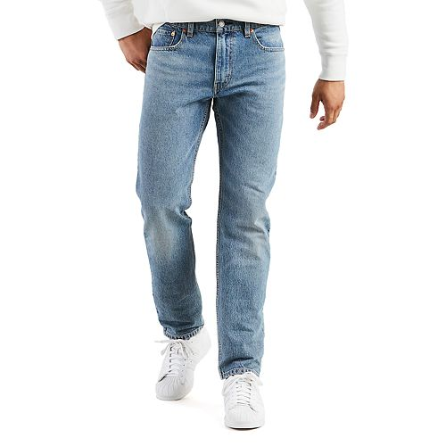 bd164a61fe03ae Men's Levi's® 502™ Regular Taper-Fit Stretch Jeans