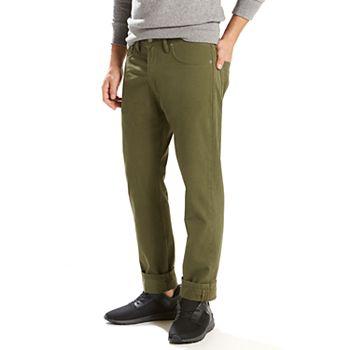 7a64306557d Men s Levi s® 502™ Regular Taper-Fit Stretch Jeans