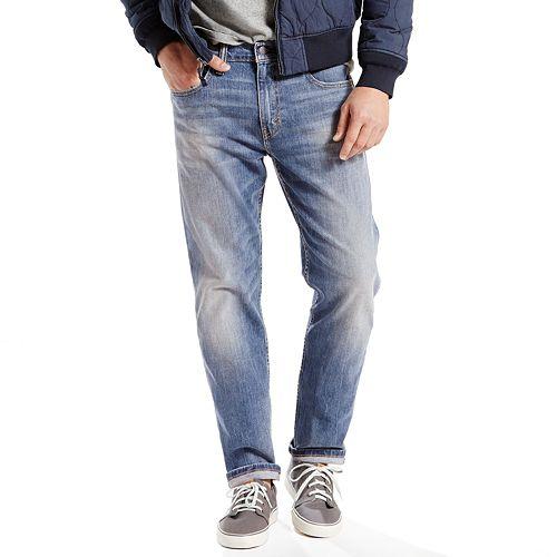 3c6ad59e22 Men s Levi s® 502™ Regular Taper-Fit Stretch Jeans