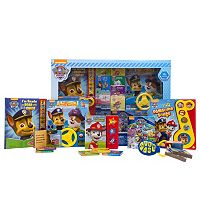 Paw Patrol Deluxe Read & Play Gift Set