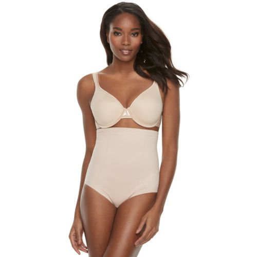 Naomi & Nicole More or Less High-Waist Shaping Brief 7235