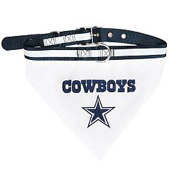 Dallas Cowboys NFL Bandana Pet Collar