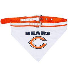 Chicago Bears NFL Bandana Pet Collar