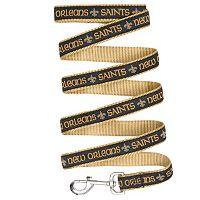 New Orleans Saints NFL Pet Leash
