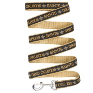 New Orleans Saints NFL Pet Leash
