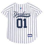 New York Yankees Mesh Pet Jersey