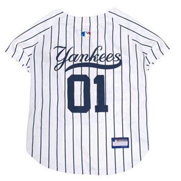 New York Yankees Mesh Pet Jersey