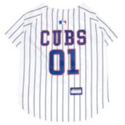 Chicago Cubs Mesh Pet Jersey