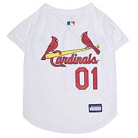 St. Louis Cardinals Mesh Pet Jersey