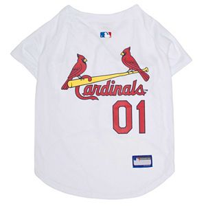 St. Louis Cardinals Mesh Pet Jersey