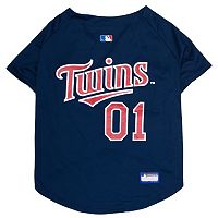 Minnesota Twins Mesh Pet Jersey