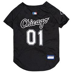 Chicago White Sox Mesh Pet Jersey