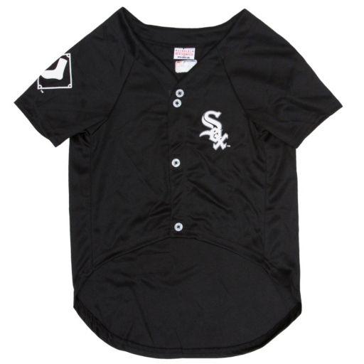 Chicago White Sox Mesh Pet Jersey