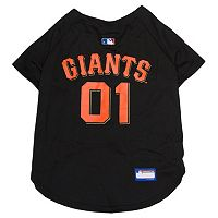 San Francisco Giants Mesh Pet Jersey