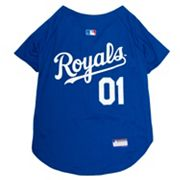 Kansas City Royals Mesh Pet Jersey