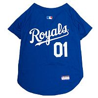 Kansas City Royals Mesh Pet Jersey