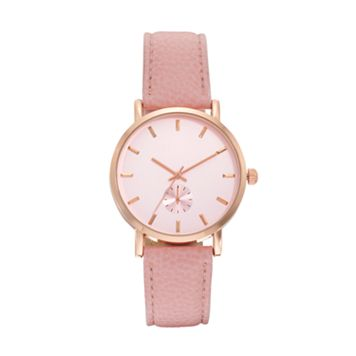 Vivani Women's Pink Watch