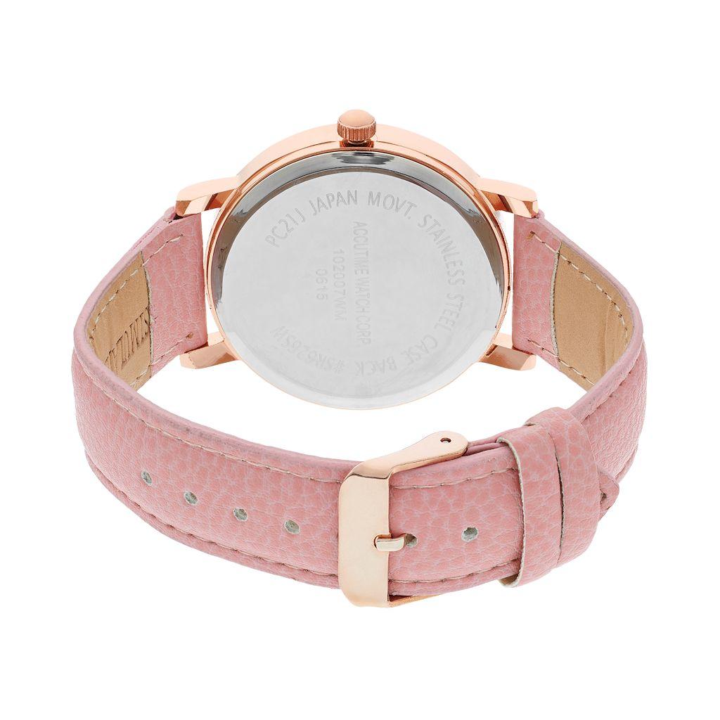 Vivani Women's Pink Watch