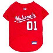 Washington Nationals Mesh Pet Jersey