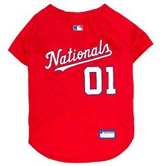 Washington Nationals Mesh Pet Jersey