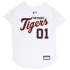 Detroit Tigers Mesh Pet Jersey