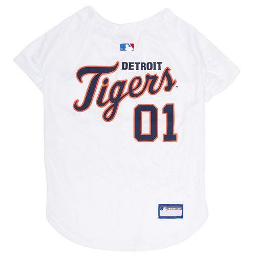 Detroit Tigers Mesh Pet Jersey