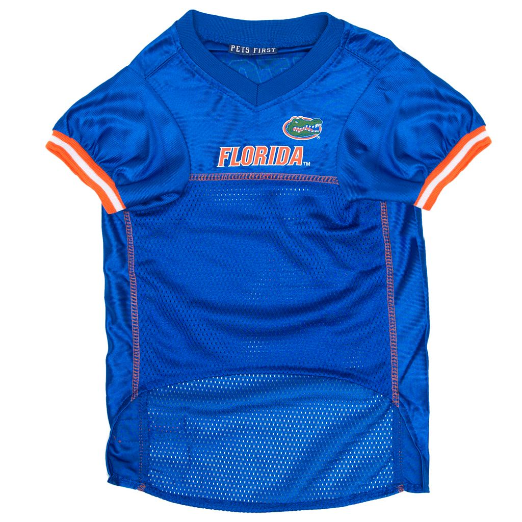 Florida Gators Mesh Pet Jersey