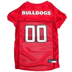 Georgia Bulldogs Mesh Pet Jersey