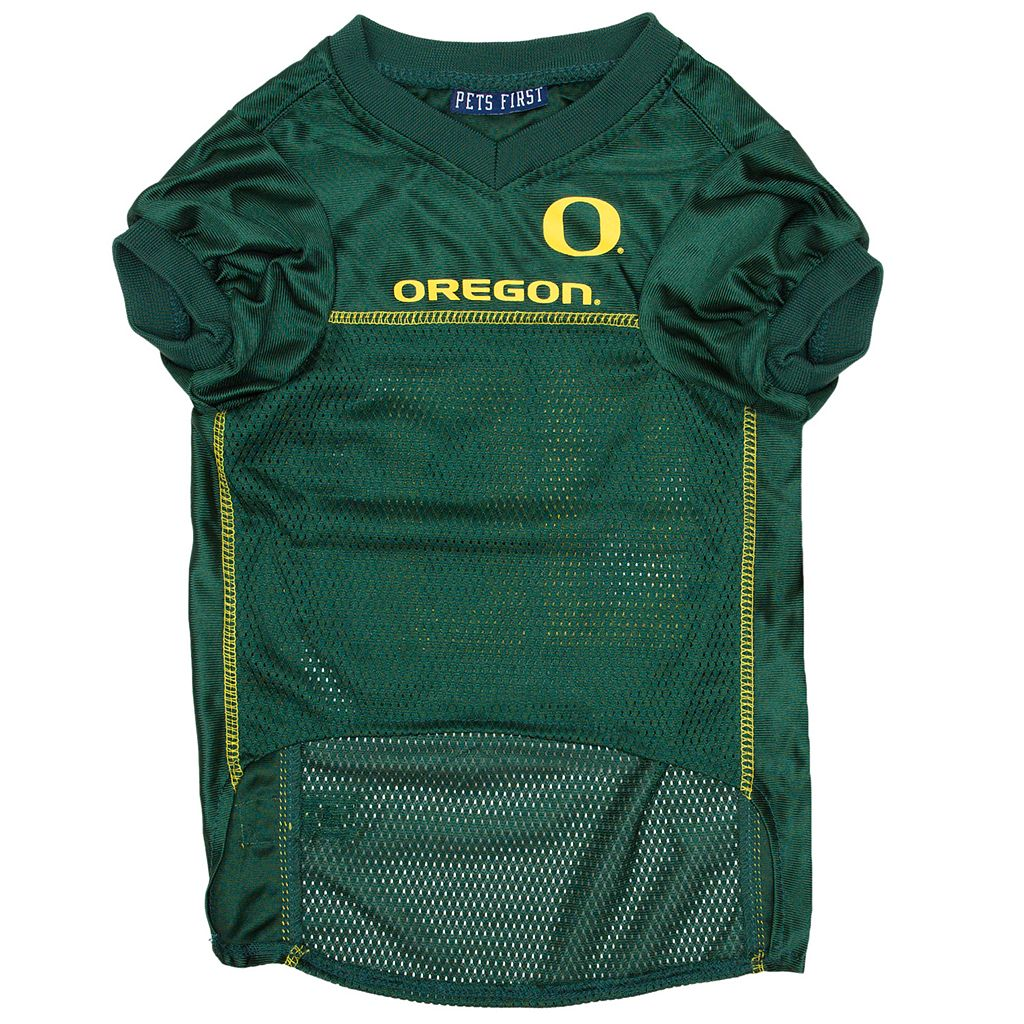 Oregon Ducks Mesh Pet Jersey
