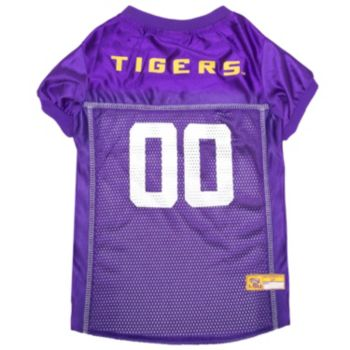LSU Tigers Mesh Pet Jersey