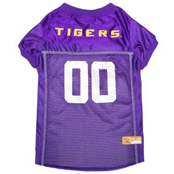 LSU Tigers Mesh Pet Jersey
