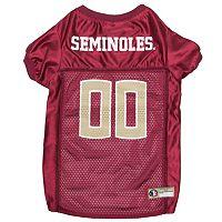 Florida State Seminoles Mesh Pet Jersey