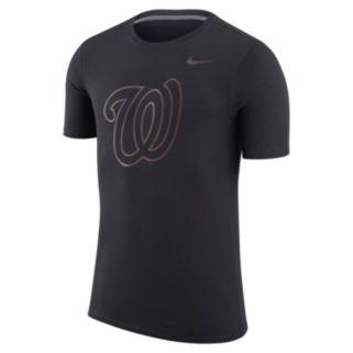 Men's Nike Washington Nationals Solstice Pack Tee