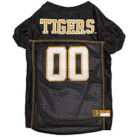 Missouri Tigers Mesh Pet Jersey