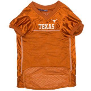Texas Longhorns Mesh Pet Jersey