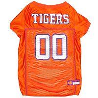 Clemson Tigers Mesh Pet Jersey