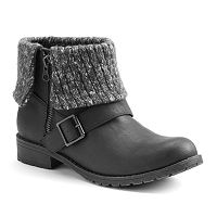 Unleashed by Rocket Dog Bayson Women's Ankle Boots