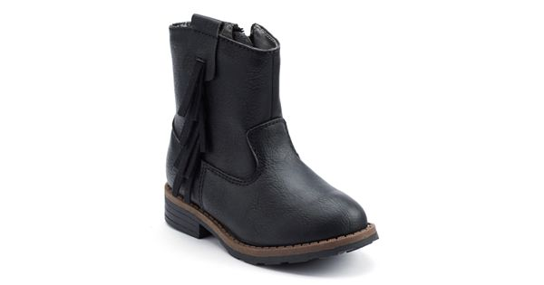 carters girls boots