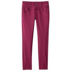 Girls 7-16 & Plus Size Mudd® Stacked Denim Jeggings