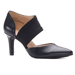 Andrew Geller Women's Asymmetrical High Heels