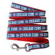 Pets First Chicago Cubs Nylon Pet Leash